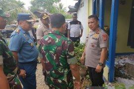 Kapolda Maluku  - Pemkot Tual akan tanggulangi rumah warga yang rusak