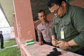 Pererat silaturrahim, Pertamina Rantau penuhi undangan latihan tembak