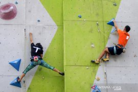 Mapala Ubaya gelar kompetisi panjat dinding nasional