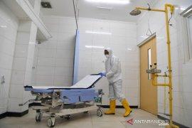 Yogyakarta menambah tempat tidur perawatan pasien COVID-19