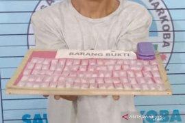 Ciduk pengedar, polisi Aceh Utara amankan 90 bungkus sabu