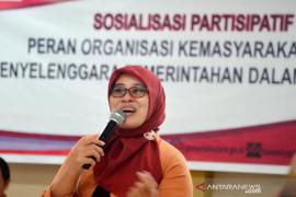 Bawaslu Gorontalo Utara lakukan sosialisasi partisipatif dalam demokrasi