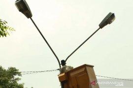 Pemkot Banjarmasin matikan PJU selama penerapan PSBB