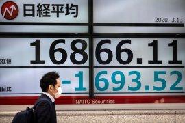 Saham Tokyo dibuka lebih rendah karena aksi mengambil untung