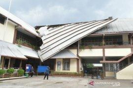 BMKG Supadio: Pontianak sempat dilanda angin kencang disertai hujan deras