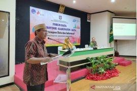 "Dinas Kominfo Gorontalo dorong penguatan untuk ""Satu Data Indonesia"""