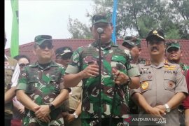 Setelah observasi ABK, personel Satgas Kogasgabpad menjalani pemeriksaan kesehatan