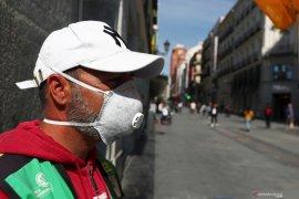 Spanyol bakal 'lockdown' Madrid karena virus corona