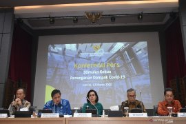 Pemerintah mengumumkan stimulus kedua untuk atasi dampak penyebaran COVID-19