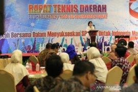 BPS Singkawang canangkan  zona integritas wilayah bebas korupsi