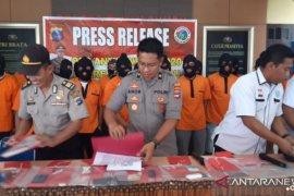 Polres Tanah Bumbu ringkus puluhan pengedar Narkotika