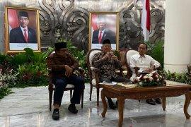 "Wapres Ma'ruf nilai belum perlu ""lockdown"" di Indonesia terkait corona"