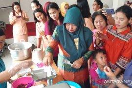 Pemkab Landak latih para perempuan kelola produk peternakan