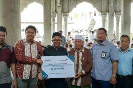 Garuda salurkan dana CSR untuk Dayah Budi Mesja Aceh Jaya