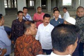 DPRA desak Pemerintah Aceh tuntaskan pembangunan RS Regional Langsa
