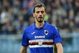 Penyerang Sampdoria jadi pemain Serie A kedua yang positif corona