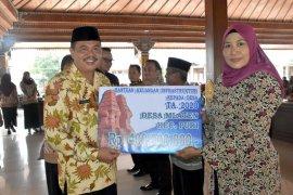 Pemkab Mojokerto anggarkan Bantuan Keuangan Desa Rp38,8 miliar