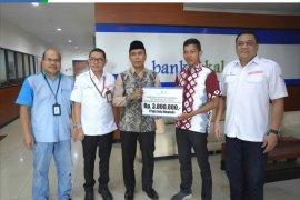 Bank Kalsel salurkan sembako untuk Lansia