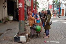 "Penjual jamu keliling promosikan ""Jamu Jokowi"" tangkal corona"