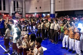 Antisipasi corona, DBL Indonesia putuskan ESG hari terakhir tanpa penonton
