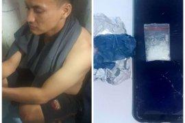 Polisi Stabat ringkus penjual sabu-sabu