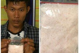 Bandar di Pangkalan Brandan dan Gebang diringkus 102,33 gram sabu ditemukan