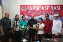 Korban Bom Bali datangi rumah aspirasi DPR