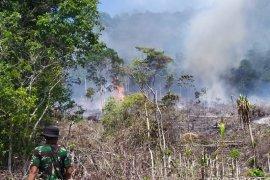 35 titik panas terpantau di wilayah Aceh