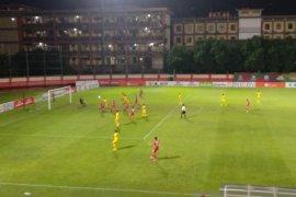 Liga 1: Ezechiel selamatkan Bhayangkara FC dari kekalahan atas Persija