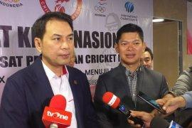Pengurus Pusat Persatuan Cricket Indonesia fokus tingkatkan pembinaan demi Olimpiade