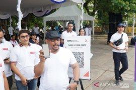 BI Maluku gelar simulasi pemanfaatan QRIS di Kota Ambon