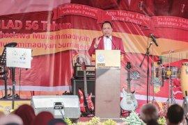 Rektor UMSU ajak mahasiswa peduli pandemi corona