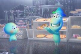 """Cuplikan """"Soul"""" tampilkan gaya  dan kisah emosional khas Pixar"""