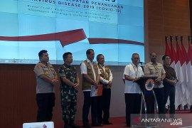 Kasus positif COVID-19 di Indonesia menjadi 96