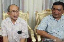 Pasien positif corona di RSD Gunung Jati Cirebon baru pulang dari luar negeri