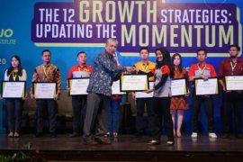 JNE Medan borong 4 penghargaan di Indonesia Marketeers Festival 2020