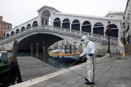 Berita dunia - Putin kirim bantuan ke Italia untuk perangi virus corona