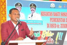 Aceh Timur berlakukan penerapan disiplin dan penegakan hukum protokol kesehatan