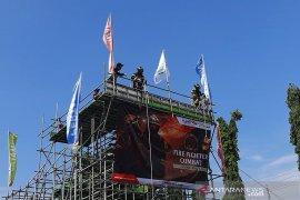 Regu Damkar se-Jawa dan Bali adu ketangkasan di lomba Pertamina Cilacap