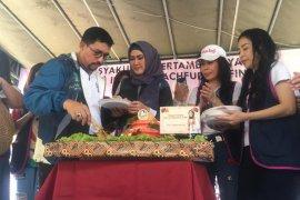 Machfud Arifin ajak warga Kota Surabaya saling berbagi