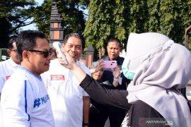Pekan QRIS Nasional BI Malang ditutup dengan kompetisi zumba