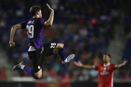 Setelah dua pemain Fiorentina positif Corona, Dokter-dokter Serie A minta latihan juga dihentikan