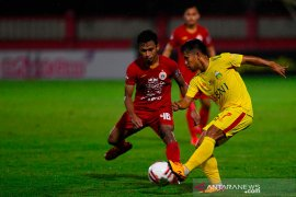 Kalahkan Persib di Bandung jadi momen terbaik bek Bhayangkara FC Fatchurohman