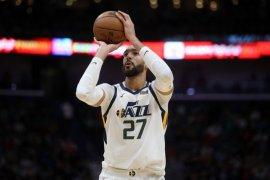 Positif COVID-19, Bintang NBA Rudy Gobert semakin membaik