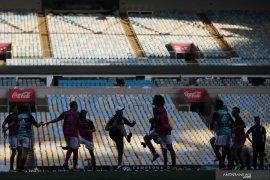 Rio de Jainero mengizinkan penonton di stadion mulai 10 Juli