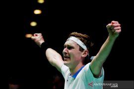 Axelsen juara tunggal putra Thailand Open