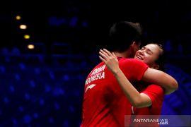 Profil atlet Olimpiade: Praveen/Melati, pasangan serasi sarat prestasi