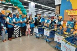 """BNI Shopping Race""  apresiasi nasabah debit BNI dalam bertransaksi"