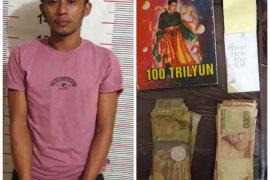 Jual togel di warung ayam penyet ditangkap Polisi Bahorok Langkat