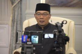 Gubernur Jawa Barat Ridwan Kamil cek kesehatan antisipasi COVID-19